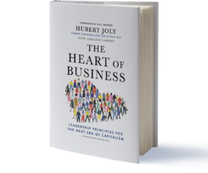 """Heart of Business"" Webinar with Hubert Joly"